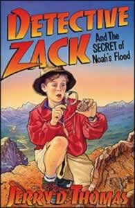 Detective Zack 01 - Detective Zack and the Secret of Noah's Flood