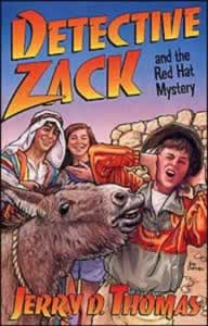 Detective Zack 03 - Detective Zack and the Red Hat Mystery