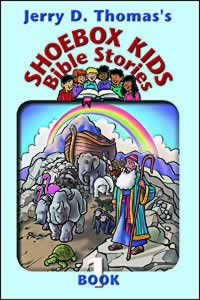 Shoebox Kids Bible Stories - Book 1