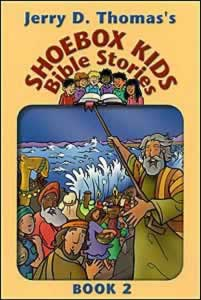 Shoebox Kids Bible Stories - Book 2