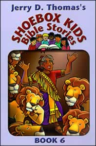 Shoebox Kids Bible Stories - Book 6